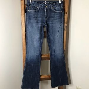 7 for all mankind Bootcut Jeans • Size 27